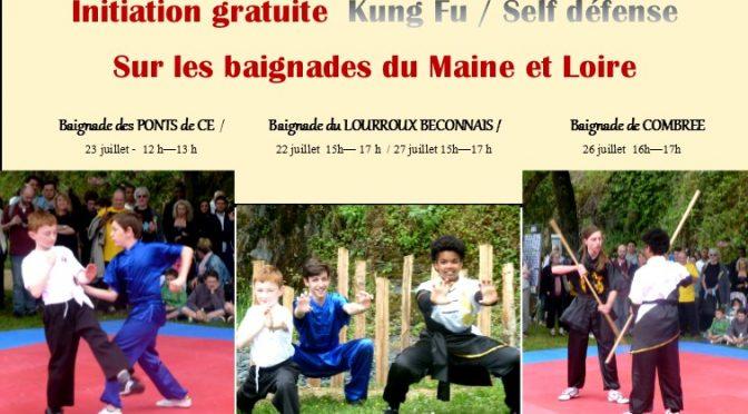 Kung fu et vacances