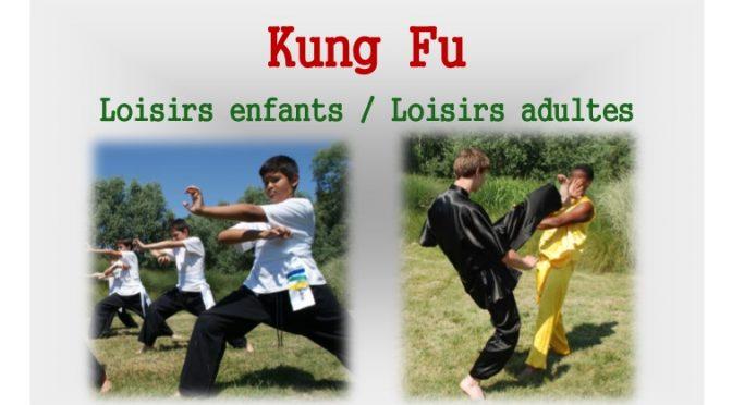 Cours de Kung Fu