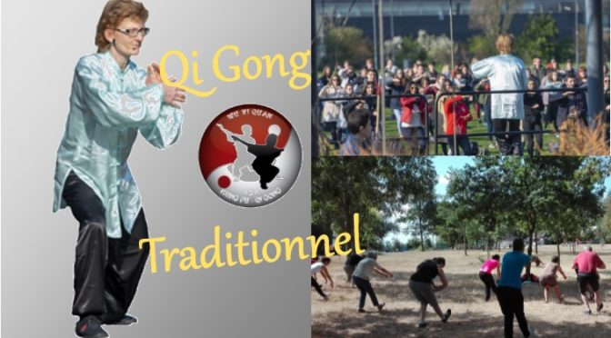 Qi Gong sur ANGERS / AVrille