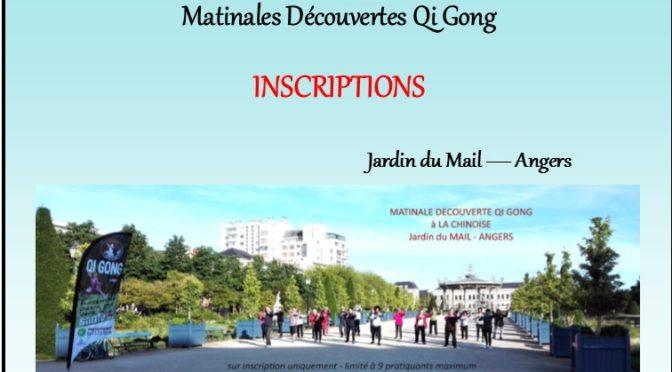Matinales Qi Gong