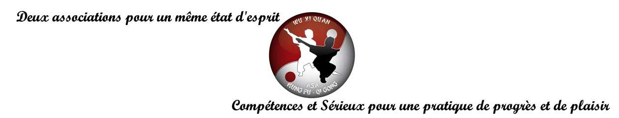 Groupement des associations Wuxiquan et ASA Kung Fu / Qigong