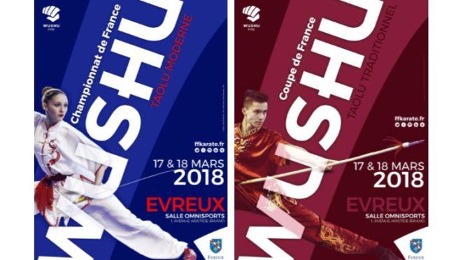 Championnat et Coupe de France Tao Lu