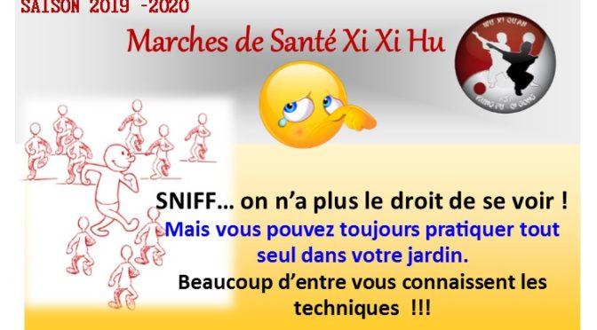 Marches de santé Xi Xi HU
